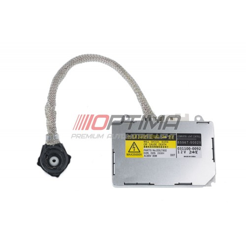 Блок розжига Optima Service Replacement 85967-50020 аналог Denso/Koito