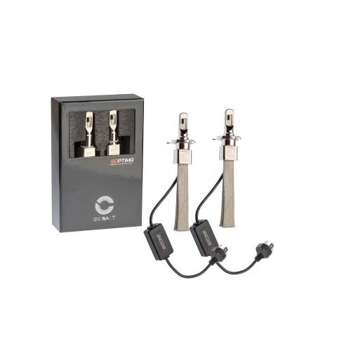 Светодиодные лампы Optima LED Premium Cobalt NEW ZES 5500K H4 12-24V