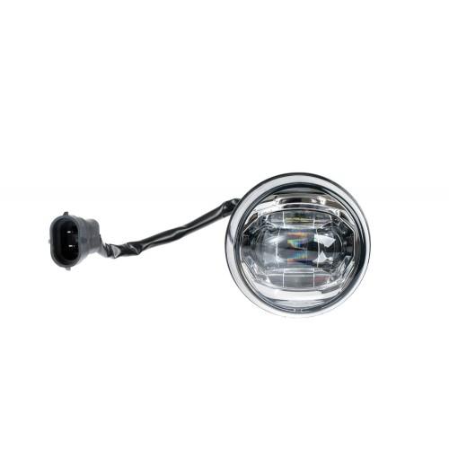 Светодиодная противотуманная фара Optima LED FOG 70мм Универсальная - LFL-1275