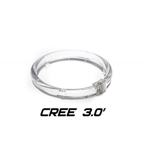 Ангельские Глазки CREE 3.0 дюйма круглые для бленды Z108