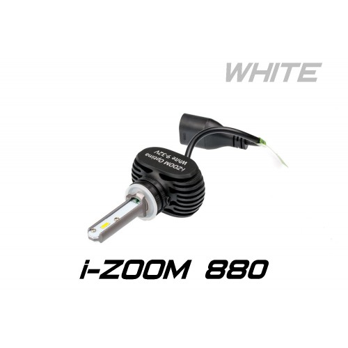 Optima LED i-ZOOM H27(880) White