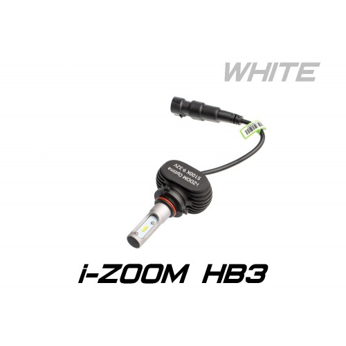 Светодиодные лампы Optima LED i-ZOOM HB3(9005) White