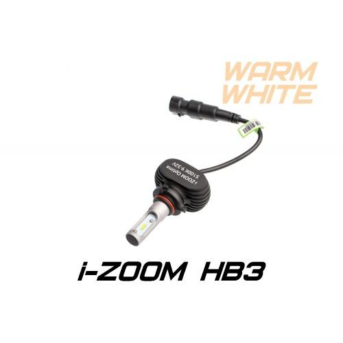 Светодиодные лампы Optima LED i-ZOOM HB3(9005) Warm White