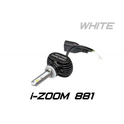 Светодиодные лампы Optima LED i-ZOOM H27(881) White