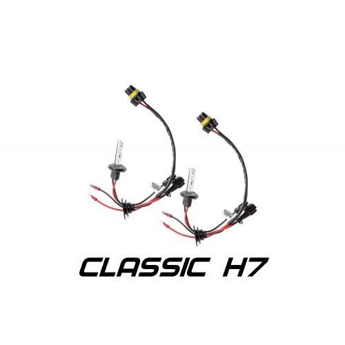 Ксеноновые лампы Optima Premium Classic H7