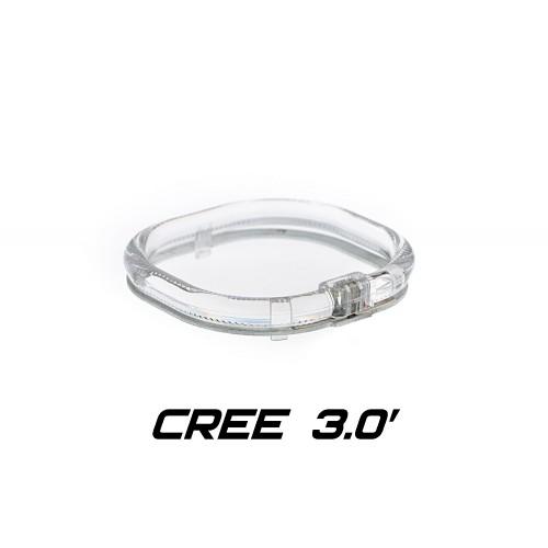 Ангельские Глазки CREE 3.0 дюйма квадратные для бленды Z133