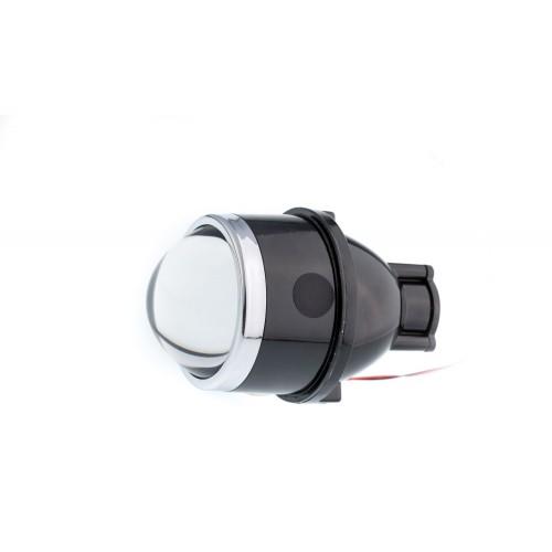 Универсальный би-модуль Optimа Waterproof Lens 3 дюйма H11, модуль для противотуманных фар под лампу H11 3 дюйма
