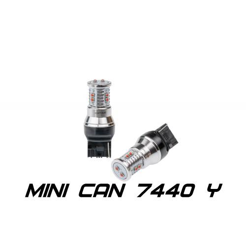 Optima Premium MINI 7440 желтая с обманкой