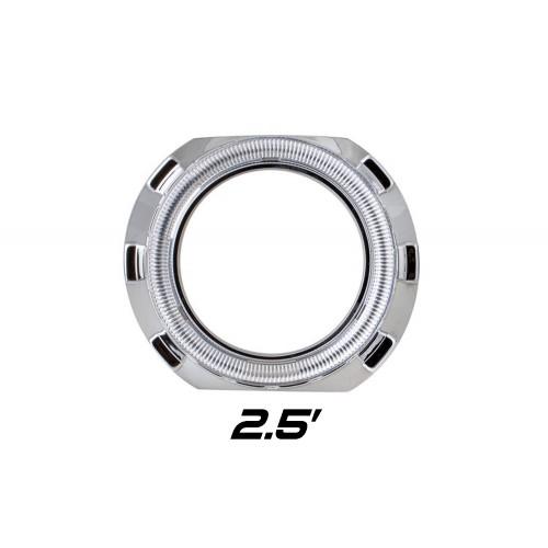"""Декоративная бленда Optima Z261 2.5"""" для линзы 2.5 дюйма круглая под Ангельские глазки"""