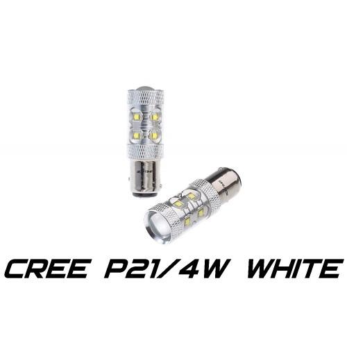 Optima Premium CREE 50W P21/4W - 1157 (Ba15d) белая