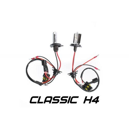 Ксеноновые лампы Optima Premium Classic H4 mono