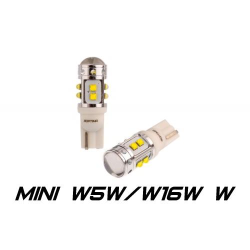 Optima Premium W5W, W16W (T10) 50W 5100K