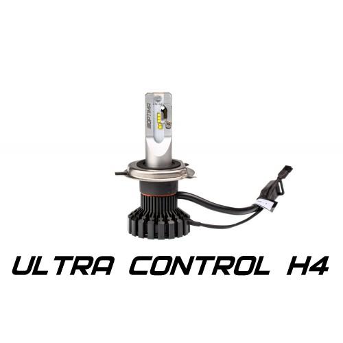 Светодиодные лампы Optima LED Ultra Control H4 9-36V