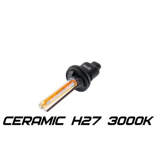 Ксеноновые лампы Optima Premium Ceramic H27 (880, 881) 3100K