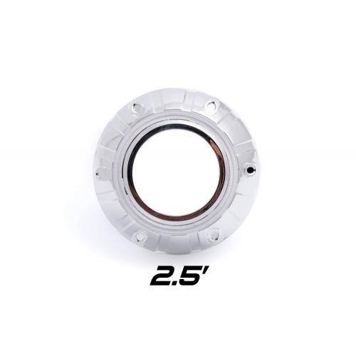 """Декоративная бленда Optima Z232 2.5"""" для линзы 2.5 дюйма круглая под Ангельские глазки"""