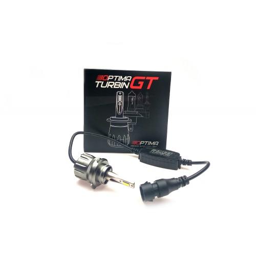 Светодиодные лампы Optima LED Turbine GT White HB3