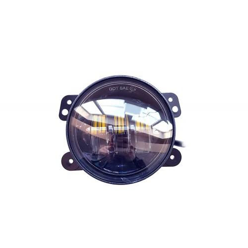 Светодиодная противотуманная фара Optima 100мм, CREE, 1600Lm, 20W - LFL-030
