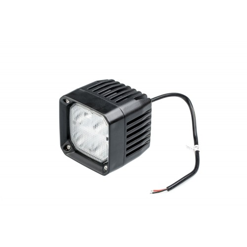 Фара светодиодная 40W, 4 LED - рабочий свет (заливающий свет)
